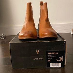 Frye Anna Chelsea Boots